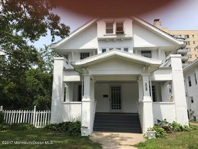 Asbury Park Multi Family Home Under Contract: 509 8th Avenue