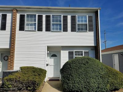Spring Lake Condo/Townhouse Under Contract: 106 Walnut Drive