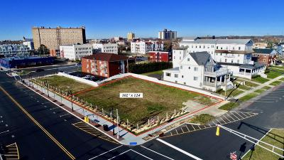 Asbury Park Commercial For Sale: 200 3rd Avenue
