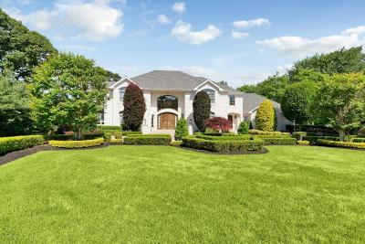 Holmdel Single Family Home For Sale: 3 Bucks Mill Lane