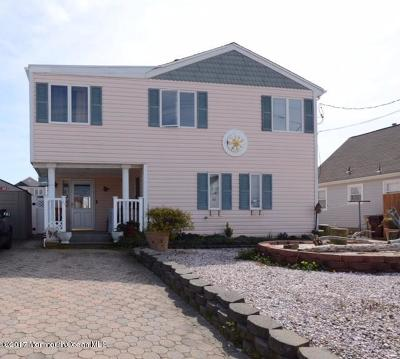 Seaside Park Single Family Home Under Contract: 119 Sprague Avenue