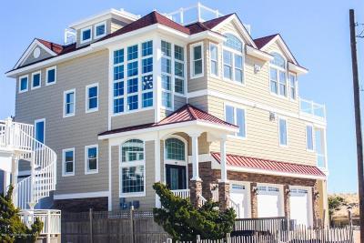 Long Beach Twp Single Family Home For Sale: 125 E North Carolina Avenue