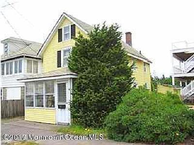 Seaside Park Single Family Home For Sale: 607 SW Central Avenue