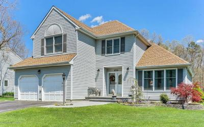 Toms River Single Family Home Under Contract: 252 Down Hill