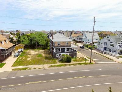 Seaside Park Single Family Home For Sale: 16 S Bayview Avenue