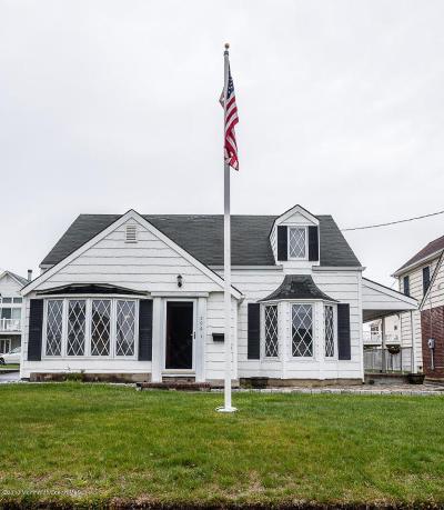 Bradley Beach Multi Family Home For Sale: 206 Evergreen Avenue