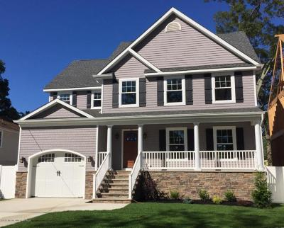Point Pleasant Single Family Home Under Contract: 202 Trenton Court