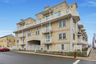 Seaside Heights Condo/Townhouse Under Contract: 15 Sumner Avenue #13