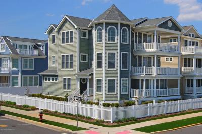 Avon-by-the-sea, Belmar Single Family Home For Sale: 1206 Ocean Avenue