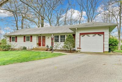 Toms River Single Family Home Under Contract: 8 Drexel Court