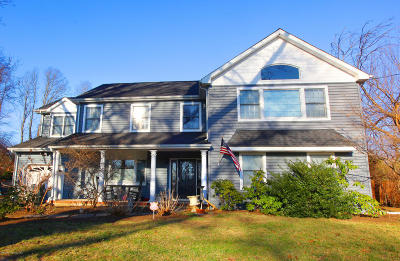 Red Bank Single Family Home For Sale: 117 Poricy Lane