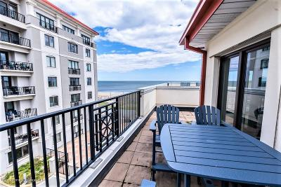 Asbury Park Condo/Townhouse For Sale: 1501 Ocean Avenue #1402
