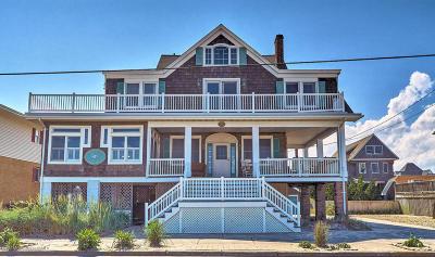 Seaside Park Single Family Home For Sale: 207 S Ocean Avenue