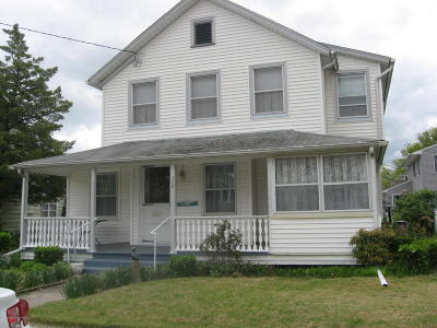Point Pleasant Beach Single Family Home For Sale: 316 Central Avenue