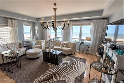 Asbury Park Condo/Townhouse For Sale: 1501 Ocean Avenue #1302