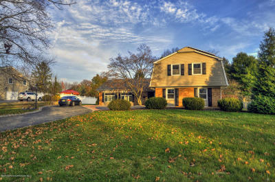 Freehold Single Family Home For Sale: 380 Iron Bridge Road