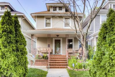 Asbury Park Single Family Home Under Contract: 1029 3rd Avenue