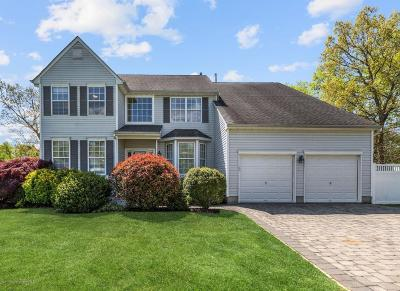Toms River Single Family Home Under Contract: 2099 Mackenzie Road