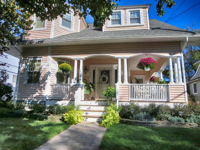Point Pleasant Single Family Home For Sale: 324 Richmond Avenue