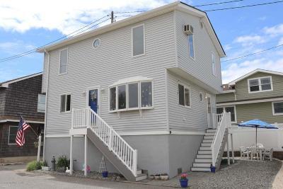 Lavallette Single Family Home For Sale: 117 Del Monte Road