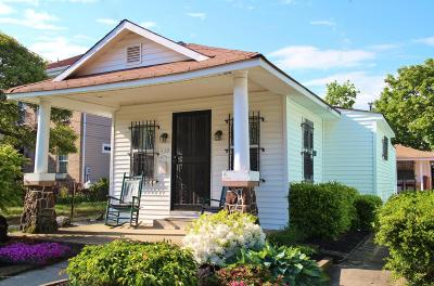 Bradley Beach Single Family Home Under Contract: 410 Newark Avenue
