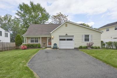 Hazlet Single Family Home Under Contract