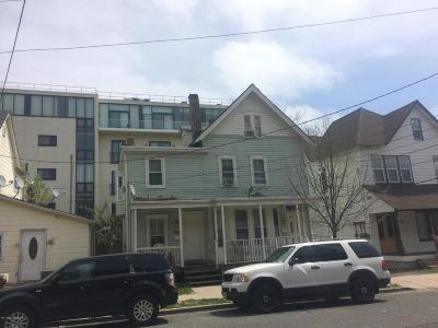 Asbury Park Multi Family Home Under Contract: 506 Emory Street