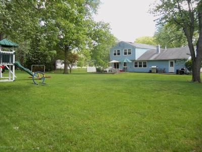 Freehold Single Family Home Under Contract: 55 Havens Mill Road
