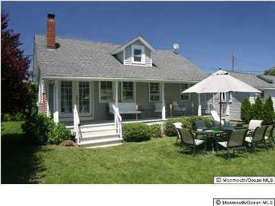Sea Girt NJ Rental For Rent: $10,000