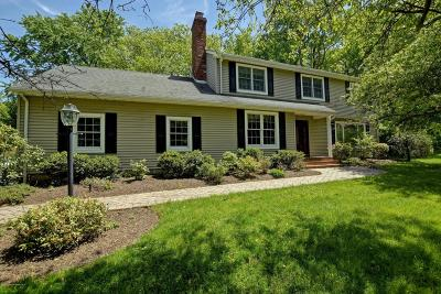 Holmdel Single Family Home For Sale: 8 Cherry Hill Road
