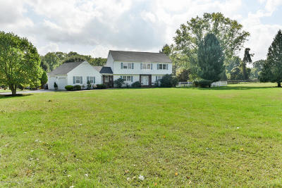 Monmouth County Farm Under Contract: 20 Laird Road