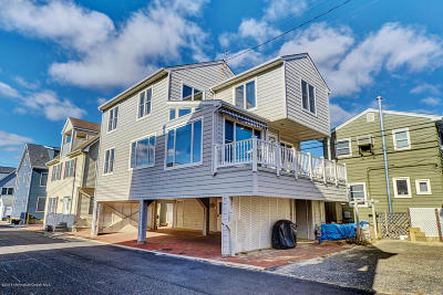 Lavallette Single Family Home For Sale: 56 E Beach Way