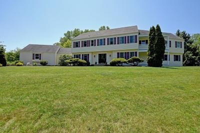 Holmdel Single Family Home Under Contract: 2 Country View Road