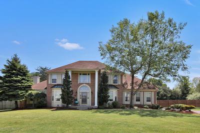 Wall Single Family Home For Sale: 1343 Bennett Lane