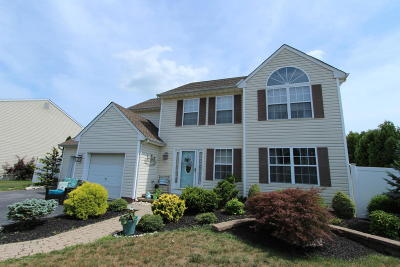 Howell Single Family Home For Sale: 25 Capitol Reef Road