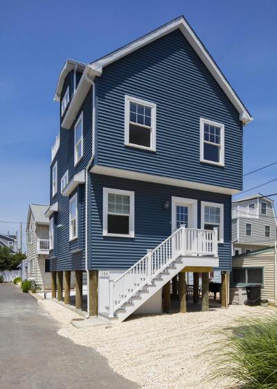 Lavallette Single Family Home Under Contract: 104 W Beach Way