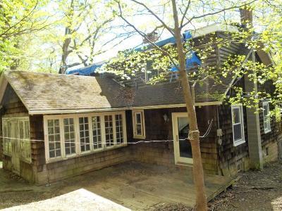 Wall Single Family Home For Sale: 2428 Cedar Street