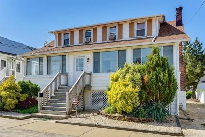 Seaside Park Single Family Home For Sale: 25 I Street