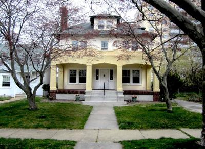 Asbury Park Single Family Home Under Contract: 513 8th Avenue