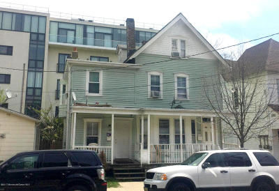 Asbury Park Single Family Home For Sale: 506 Emory Street