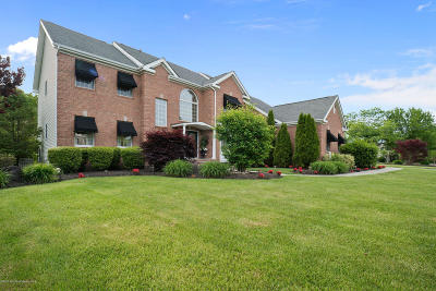 Toms River Single Family Home Under Contract: 2296 S Tapestry Court