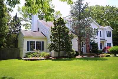 Toms River Single Family Home Under Contract: 1229 Steeplechase Court