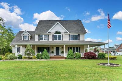 Toms River Single Family Home Under Contract: 1376 Silverton Road