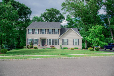 Howell Single Family Home Under Contract: 5 Appaloosa Court