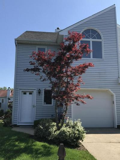 Long Branch Condo/Townhouse For Sale: 12 Shore Drive