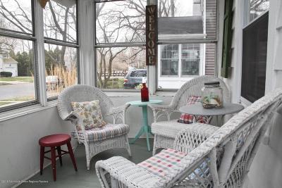 Spring Lake Rental For Rent: 510 Essex Avenue