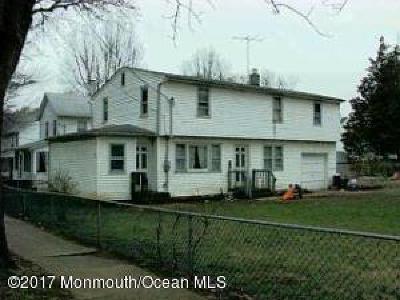Freehold Single Family Home For Sale: 97 Center Street