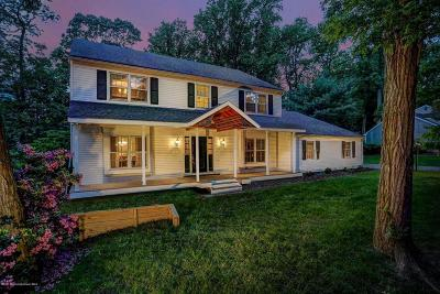 Middletown Single Family Home For Sale: 185 Hillyer Circle