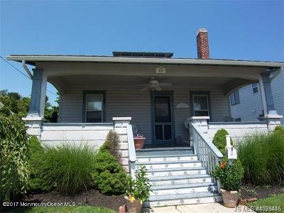 Beach Haven Single Family Home Under Contract: 421 Centre Street