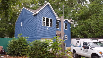 Aberdeen Single Family Home Under Contract: 105 Elm Place